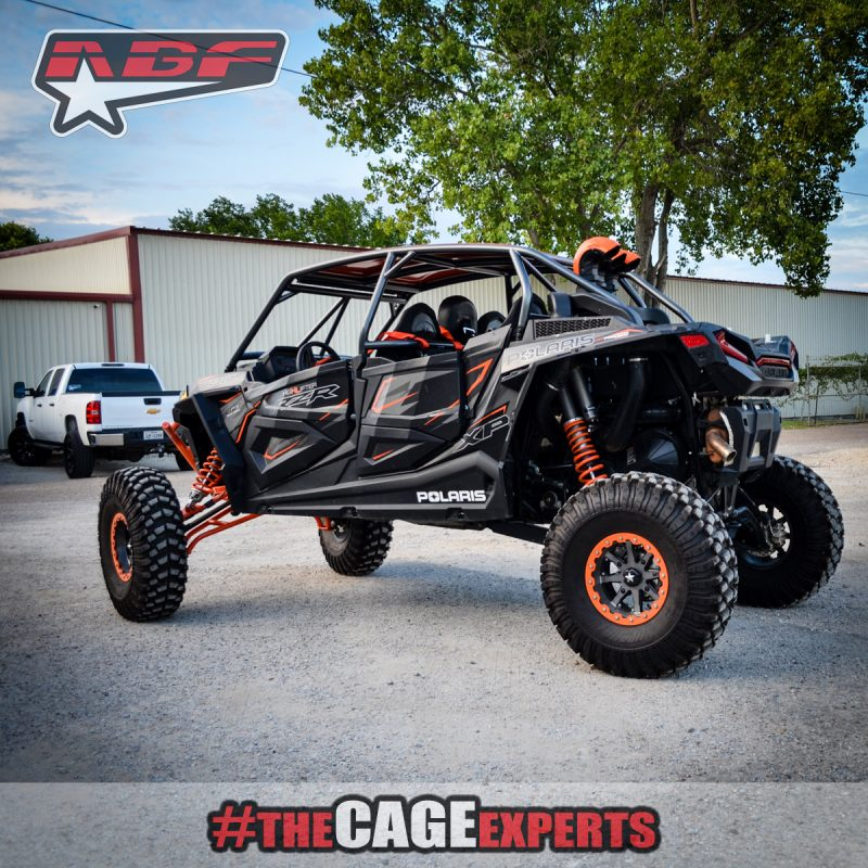 rzr xp4 roll cage on highlifter edition