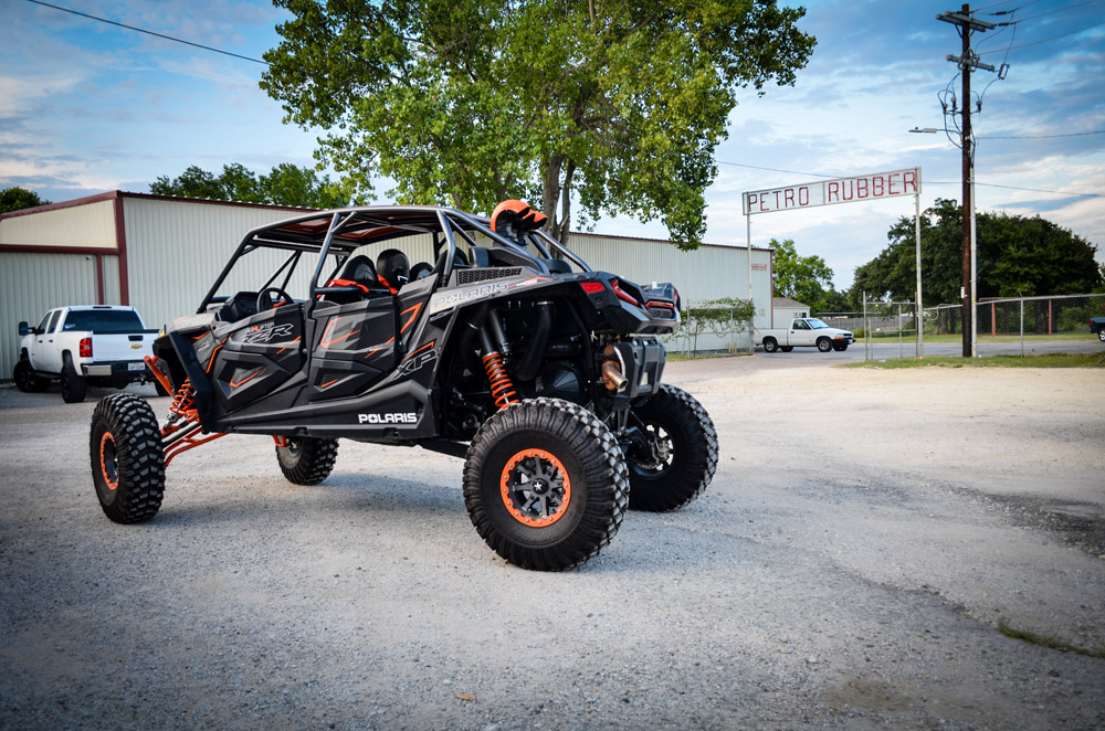 rzr xp4 1000 highlifter edition roll cage