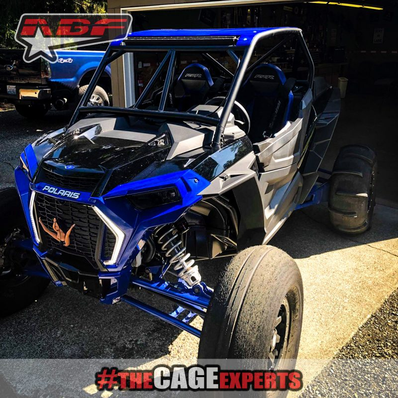 rzr turbo s roll cage