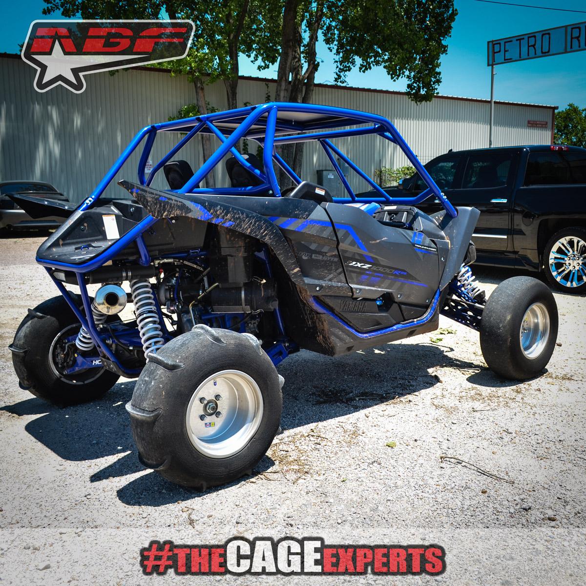 Yamaha Yxz 1000r Roll Cage F16 Cage Abf Fabrication