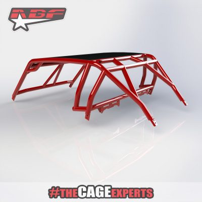 rzr xp 1000 rock bouncer cage